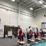 Stars Swim for the Seniors