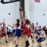 Lady Stars split with the Mounties