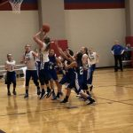 Buzzer beater makes the Lady Stars split with the Hot Dogs