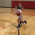 Lady Stars dominant against Crawfordsville