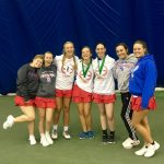 Coffman, Ramsey medalists; Team earn 2nd place finish