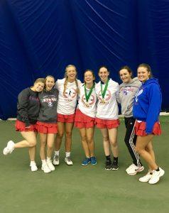 HS Girl's Tennis 17-18