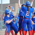 Lady Stars Sweep the Athenians