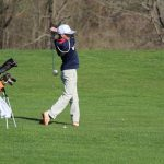 Stars' golfers downed by Athenians