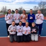 Girl's Tennis: 2nd Team All-Conference