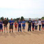 Lady Stars honor Seniors against Danville