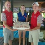 Star Golfers Honor Seniors at Rocky Ridge