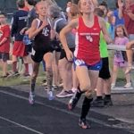 Haag, Knoper compete in Miracle Mile