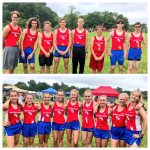 Cross Country starts season off at the Southwestern Small School Invite