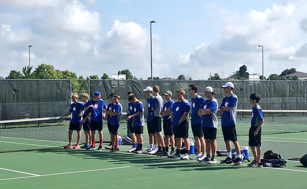 Boy's Tennis defeats Pike 4-1