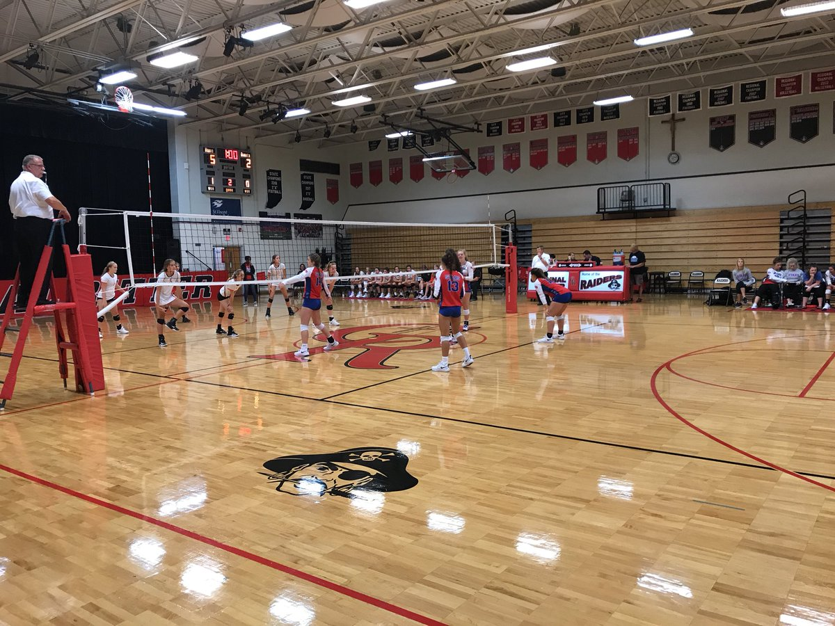 Volleyball finishes 2-1 at Cardinal Ritter Invitational