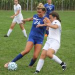 Girl's Soccer defeats Lady Cadets