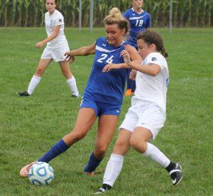 Girl's Soccer 18-19