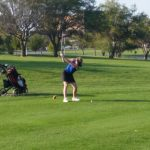 Williamson medals as girl's golf defeats Lady Bulldogs and Gophers