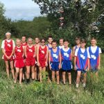 Stars finished 4th(Girls) and 5th(Boys) at Terre Haute