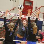 Lady Stars defeat Frankfort in an exciting match