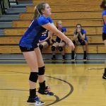 7/8th Volleyball tame the Tigers