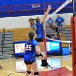 7/8th Volleyball sweeps Sheridan