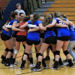 7/8th Volleyball sweeps Northridge
