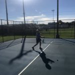 Boy's Tennis advances to Sectional Semi-Final