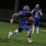 Stars blow past Mounties for homecoming victory