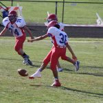 7/8th Football sweeps Crawfordsville