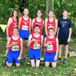 Cross Country: Boys Team, 3 Girls Qualify for Regionals