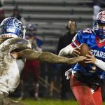 Stars hold off Blue Devils, advance to sectional final