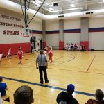 6th Basketball opens up the season victorious
