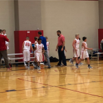 6th Basketball falls to Crawfordsville
