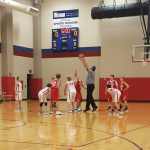 6th Boy's Basketball 18-19