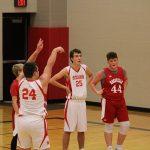 8th Basketball defeats Hornets