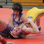 Athenians top Stars in wrestling dual