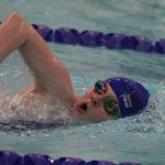 Stars swimming falls to Danville