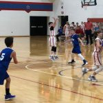 6th Basketball sweeps Frankfort