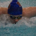 Star swimmers down Frankfort