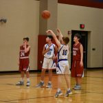 7/8th Basketball splits with Southmont
