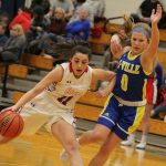 Lady Stars cruise to Sagamore Conference win