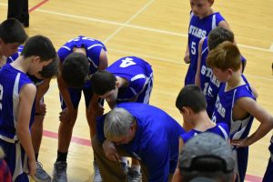7th Boy's Basketball 18-19