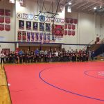 WeBo youth wrestling recognized as Stars face the Tigers