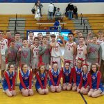 8th Basketball goes back-to-back at Webo Invite