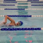 Star swimmers split with Lebanon