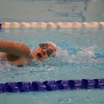 Stars swimmers split with Northridge