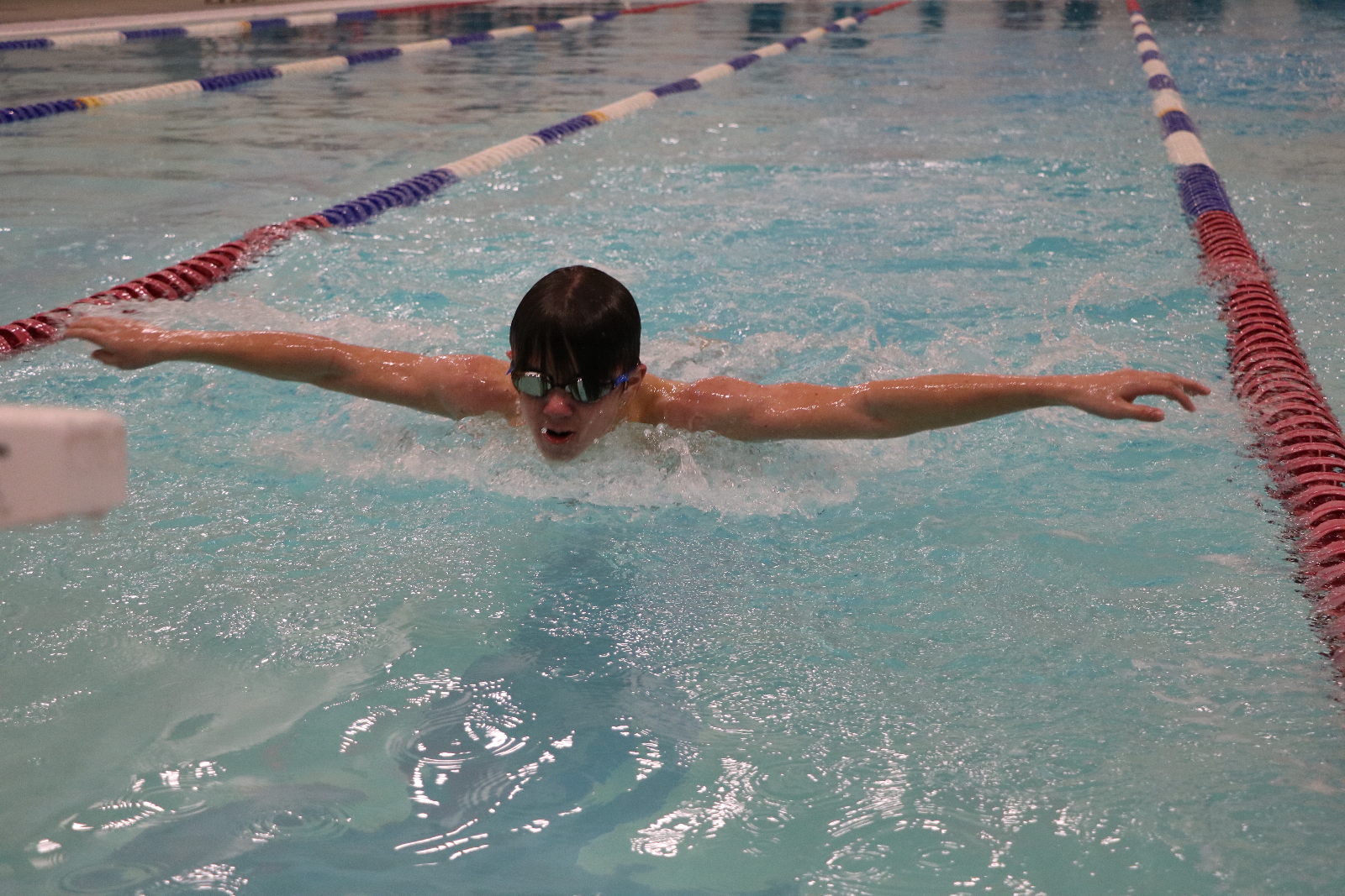 Star swimmers finish 4th in Sagamore Conference Meet