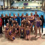 Lady Star swimmers repeat as Sagamore Conference Champs