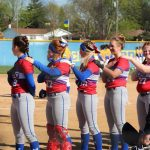 Lady Stars split with Mounties
