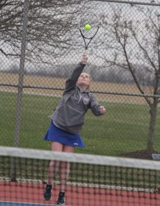 HS Girl's Tennis 18-19