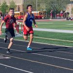 Star runners swept by Danville