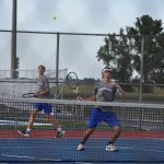 WeBo Tennis remains unbeaten