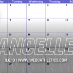 Cancelled: JH Girls and Boys Soccer vs. Northridge – 8.26.19